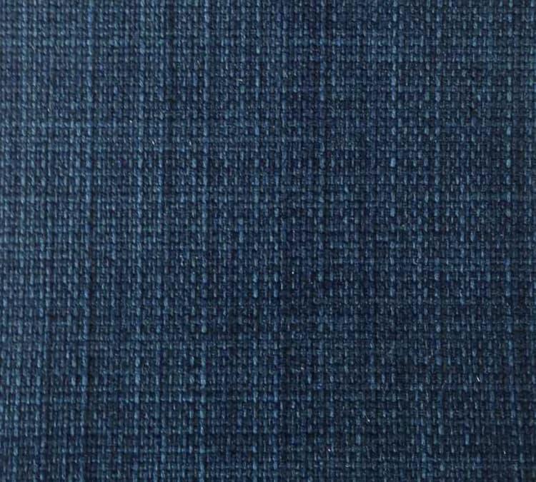 Custom Bed Upholstery Linen Midnight