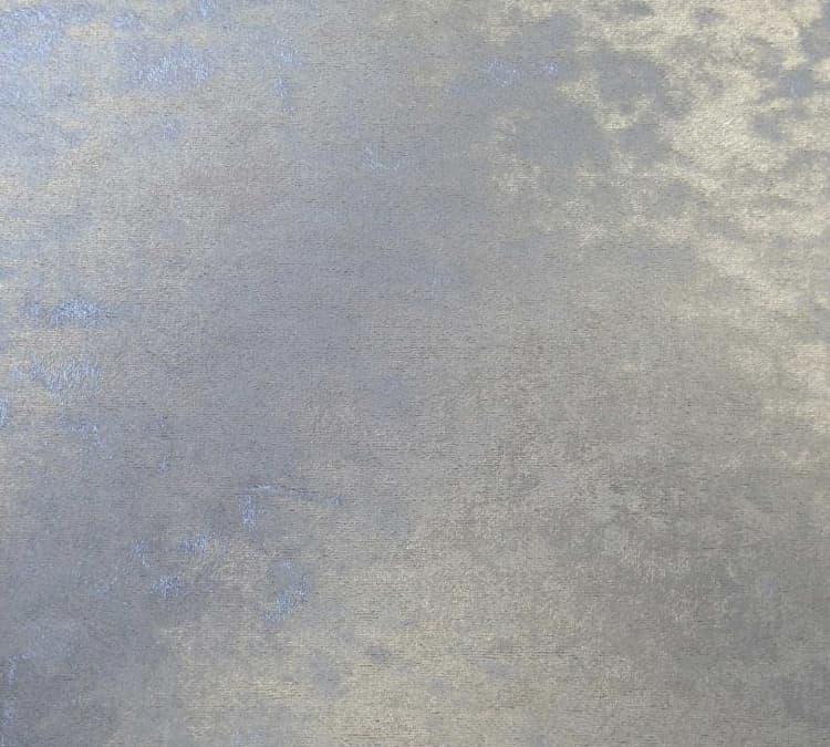 Custom Bed Upholstery Shimmer Silver
