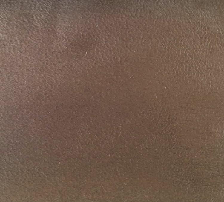 Custom Bed Upholstery Suede Brown